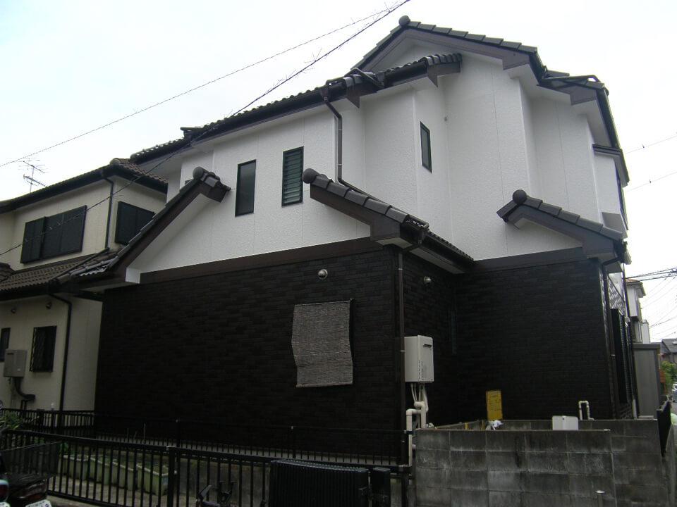 S邸外部塗装等改修工事_afterの写真
